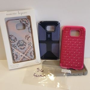 3 Samsung galaxy s6 phone cases